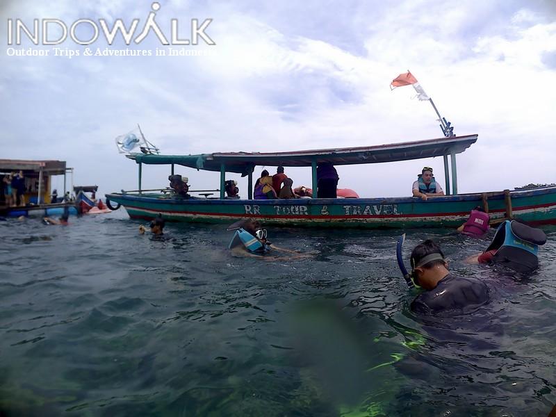 Wisata Lampung Pantai Kiluan